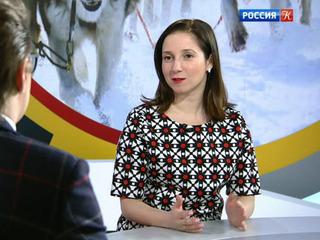 Интервью с куратором Линой Краснянской