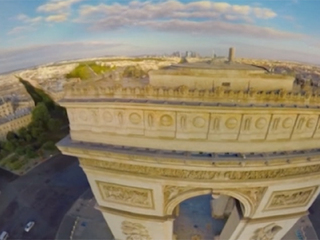 В Париже предлагают новый вид экскурсий