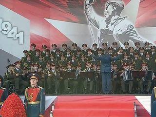 Ансамбль имени Александрова выступит на Белорусском вокзале 22 июня