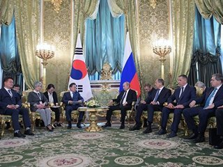 Россия иЮжная Корея проведут перекрестный Год культуры в2020 году