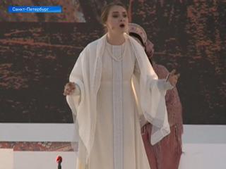 Выстрел из пушки Петропавловской крепости 12 июля посвятят фестивалю «Опера - всем»