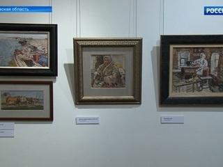 В подмосковном «Абрамцево» открылась выставка, посвященная творчеству Павла Радимова
