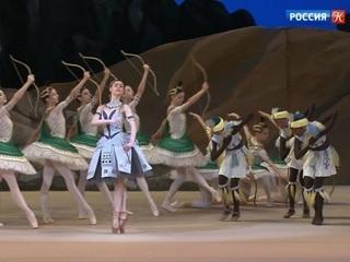 Балет Мариуса Петипа «Дочь фараона» возвращается на сцену Большого театра