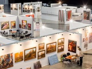 Начал работу Евразийский фестиваль современного искусства
