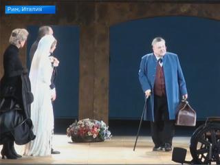 Александр Калягин награждён в Риме премией Гоголя