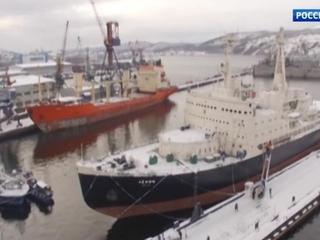 Первый в мире атомный ледокол «Ленин» получит паспорт объекта культурного наследия
