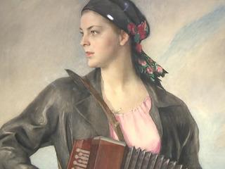 В Москве открылась персональная выставка Савелия Сорина