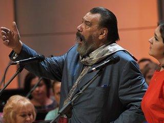 В Большом театре пройдет концерт в честь 70-летия баса Владимира Маторина