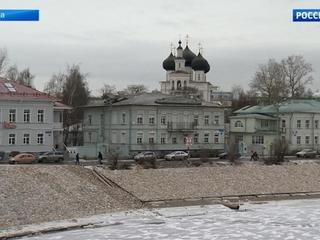 Реконструкция набережной в Вологде вызывает недовольство жителей города