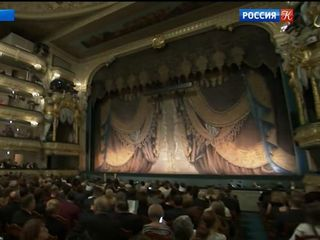 Лидеры стран СНГ приехали в Мариинский театр на балет «Щелкунчик»