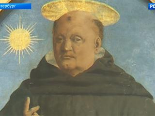 Эрмитаж знакомит с работами художника XV века Пьеро делла Франческа