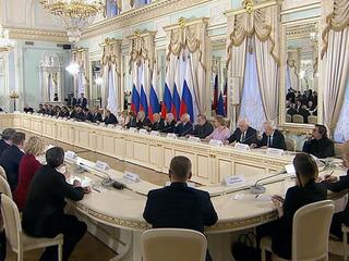 Путин обсудит на Совете по культуре и искусству реализацию программы «Культура»