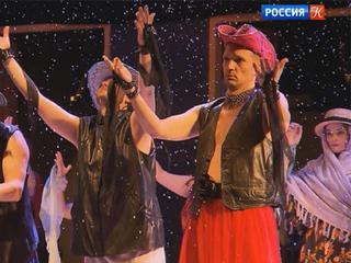 В Москве открылся рождественский фестиваль «Коляда-театра»