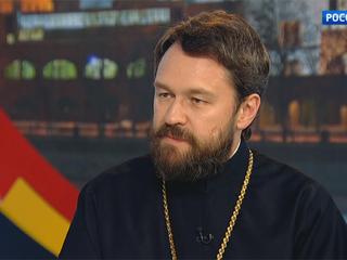 Митрополит Иларион даст старт рождественскому фестивалю в московском Доме музыки
