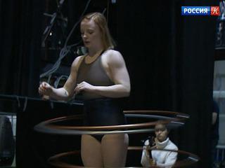 В Театре мюзикла в Москве представят спектакль на стыке театра и цирка «Пассажиры»