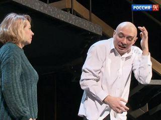 """В """"Современнике"""" готовятся к первой премьере спектакля """"Дюма"""""""