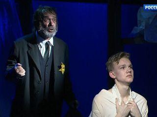 Театр Олега Табакова выпускает премьеру «Матросской Тишины» с Машковым в главной роли