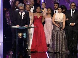 В Лондоне вручили премию Британской киноакадемии BAFTA