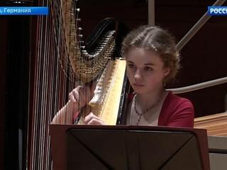 В Берлине выступил Всероссийский юношеский симфонический оркестр под управлением Юрия Башмета
