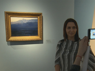 В последний день работы выставки «Архип Куинджи» в Третьяковской галерее разгорелся ажиотаж