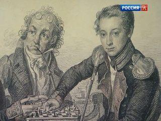 Первая монографическая выставка художника Гампельна открылась в Пушкинском музее в Москве