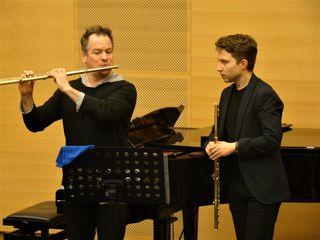 Фестиваль «Виртуозы флейты» при участии солистов из Европы открывается в Мариинском театре