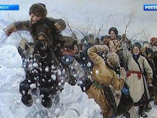 В Красноярске открывается масштабная выставка художника Василия Сурикова