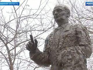 Во Владимирской области открыли памятник Виталию Чуркину