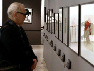 В Братиславе открылась выставка советского авангардиста Лисицкого