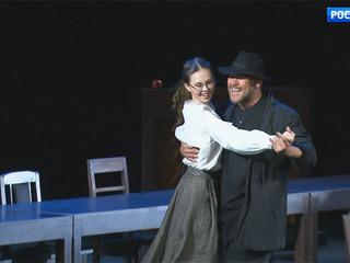 В Театре Сатиры готовят премьеру спектакля по юношеской пьесе Антона Чехова «Платонов»