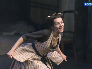 Театр Вахтангова впервые в России поставил пьесу Карло Гольдони «Новая квартира»