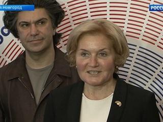 Ольга Голодец передала эстафету театрального марафона Приволжскому федеральному округу