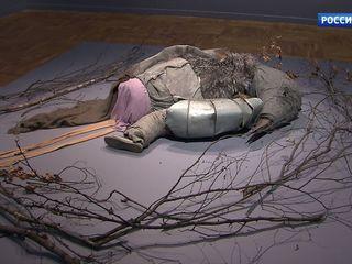 Выставка Хаима Сокола открывается в Новой Третьяковке на Крымском Валу