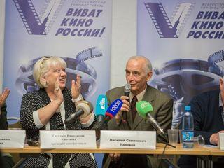 Фестиваль «Виват, кино России!» открывается в Петербурге