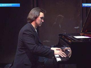 В Париже состоялся концерт пианиста Никиты Галактионова