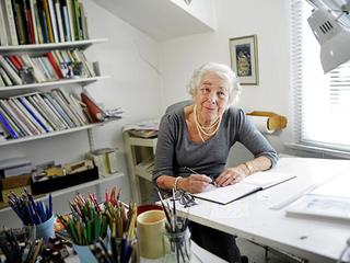 Умерла детская писательница Джудит Керр