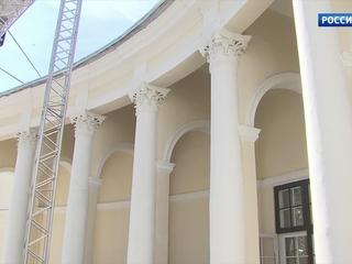 На ВДНХ после реставрации откроется Зеленый театр