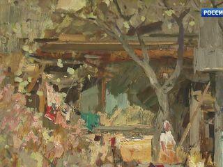 Выставка работ Мюда Мечева открылась в Российской академии художеств в Москве