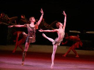 Балет Большого театра отправился на гастроли в Австралию