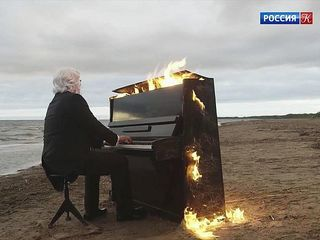 Клип слепого петербургского пианиста взорвал социальные сети