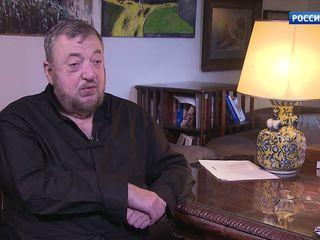 Павел Лунгин отмечает 70-летие