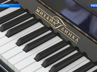 Музыкальные школы Республики Алтай получат новые пианино