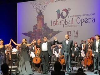 Солисты Большого театра выступят на стамбульском оперном фестивале