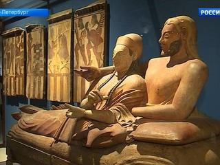 В Эрмитаже открылась выставка «Мечта об Италии. Коллекция маркиза Кампаны»