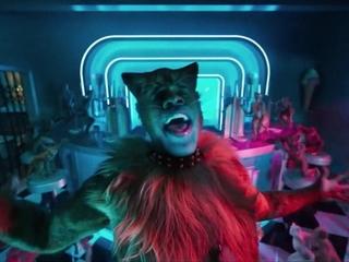 "Киностудия Universal опубликовала трейлер фильма ""Кошки"""