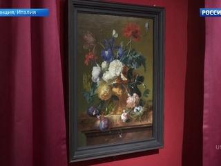 В музей Флоренции вернули картину, украденную во время Второй мировой войны