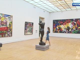 В Новой Третьяковке обновили экспозицию искусства ХХ века