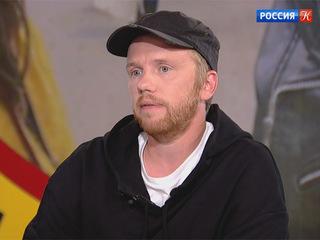 Интервью с режиссером картины «Смерть нам к лицу» Борисом Гуцем