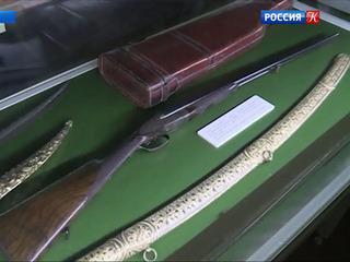 В Санкт-Петербурге показывают оружие цесаревича
