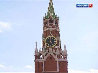 На Красной площади началась подготовка к фестивалю «Спасская башня»